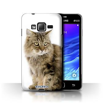 STUFF4 Case/Cover for Samsung Z1/Z130/Ragamuffin/Cat Breeds