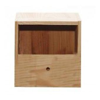 Yagu Isabelita Wood Nest (Birds , Bird Cage Accessories , Nests and Complements)