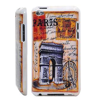 Cover of Paris in hard plastic-iPod touch 4