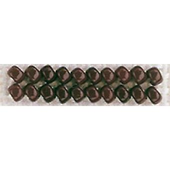 Mill Hill « Crayon de couleurs » verre graines perles 2,5 mm 4,54 g-Brown CGBD-02068
