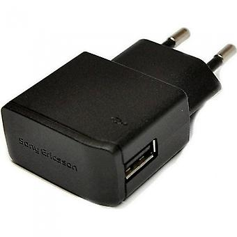 Sony mobile EP800 PSU 850mAh with micro-USB data and charging cable black