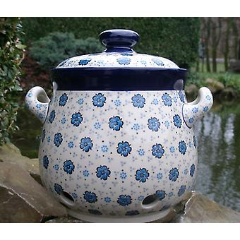 Løg pot, 3500 ml, 23 x 22 cm, tradition 34, BSN Jørgensen-326