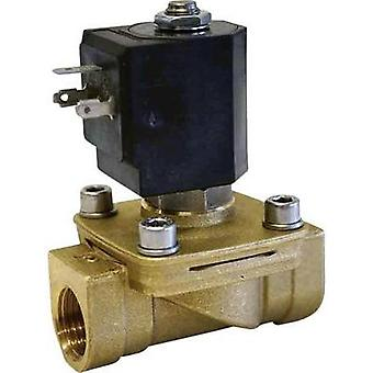M & M International D189DBW Force-controlled Solenoid Valve