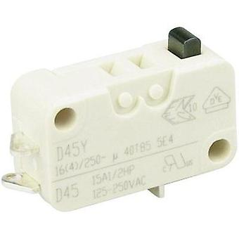 Microswitch 250 Vac 16 A 1 x On/(On) Cherry Switches