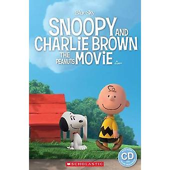Peanuts The Movie  Book and Audio CD by Fiona Davis
