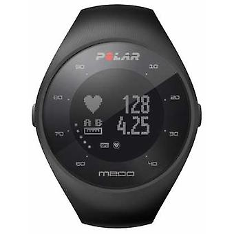 Polar Unisex Black M200 GPS Wrist HR M/L 90061201 Watch