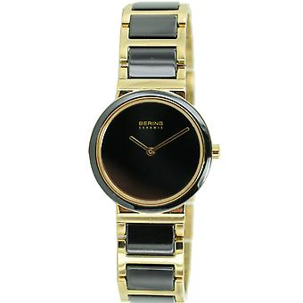Bering ladies watch wristwatch slim ceramic - 10729-741