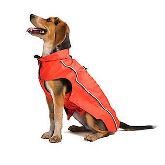Dog Gone Smart Nano Breaker Raincoat Red 22