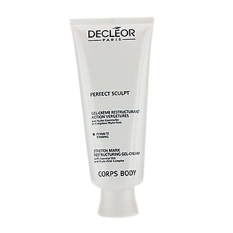 DECLEOR Perfect Sculpt - vergetures Gel-crème (Salon Size) la restructuration 200ml / 6,7 oz