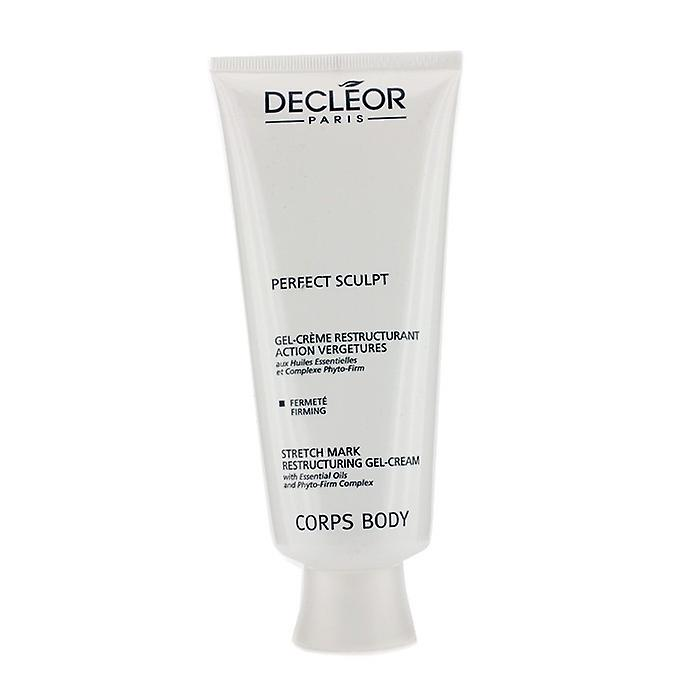Decleor Perfect beeldhouwen - Stretch Mark herstructurering Gel room (Salon grootte) 200ml / 6,7 oz