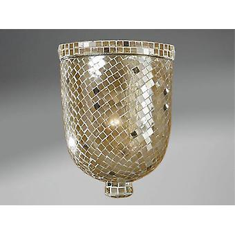 Schuller Large Golden Glass (Home , Lighting , Lampshades)