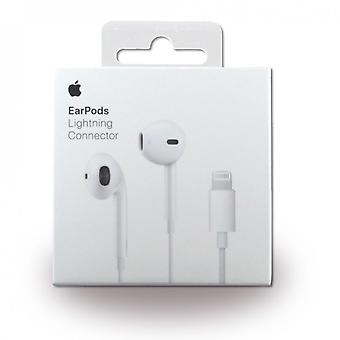 Apple MMTN2ZM/A lightning (TM) Earp ODS iPhone stereo headset 7 blister
