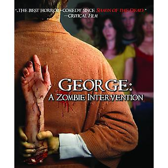 George: A Zombie Intervention [Blu-ray] USA import