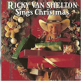 Ricky Van Shelton - Ricky Van Shelton Sings Christmas [CD] USA import