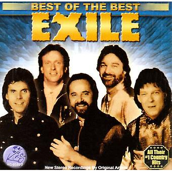 Exile - Best of the Best [CD] USA import