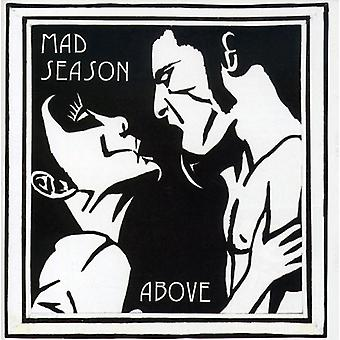 Mad Season - Above [CD] USA import