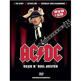 AC/DC - Rock N'Roll Buster [DVD] USA importerer