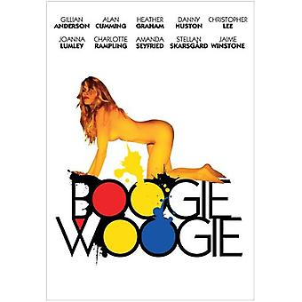 Boogie Woogie [DVD] USA import