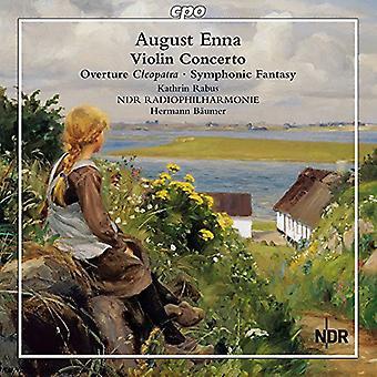 Rabus / Ndr Radiophilharmonie Hannover - Violin Cto [CD] USA import