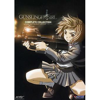 Gunslinger Girl - Gunslinger Girl: La serie completa con importación USA óvulos clásico [DVD]