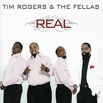 Tim Rogers & fyre - Real [CD] USA import