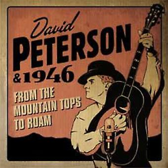 Peterson, David & 1946 - In the Mountaintops to Roam [CD] USA import