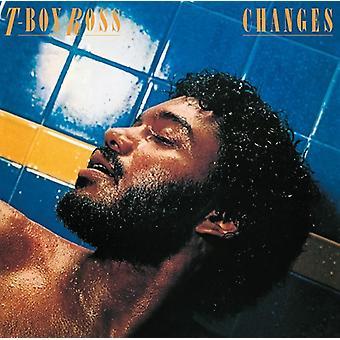 T-Boy Ross - importación de Estados Unidos cambios [CD]