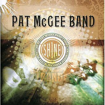 Pat McGee Band - Shine [CD] USA import