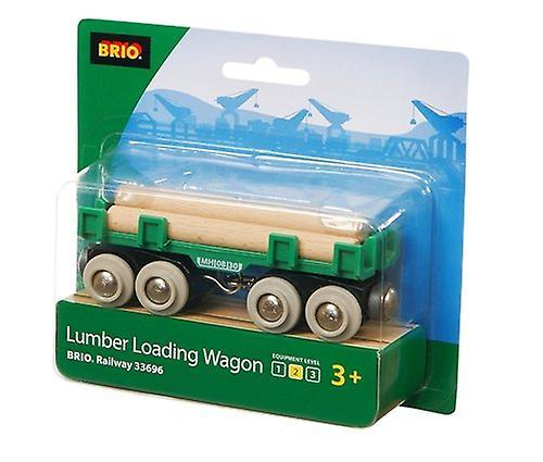 الخشب BRI 33696 السكك الحديدية بريو تحميل عربة