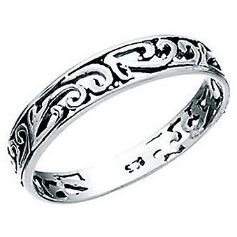 925 Silver Celtic Ring