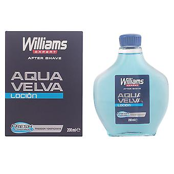 Williams AQUA VELVA after shave lotion