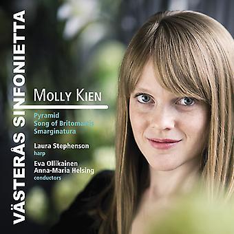 Kien / Sinfonietta / Ollikainen / Stephenson - Molly Kien: Orkesterværker [CD] USA import