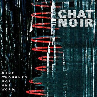 Chat Noir - ni tanker for ét ord [CD] USA import