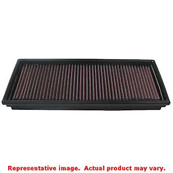 K&N Drop-In High-Flow Air Filter 33-2210 Fits:UNIVERSAL 0 - 0 NON APPLICATION S