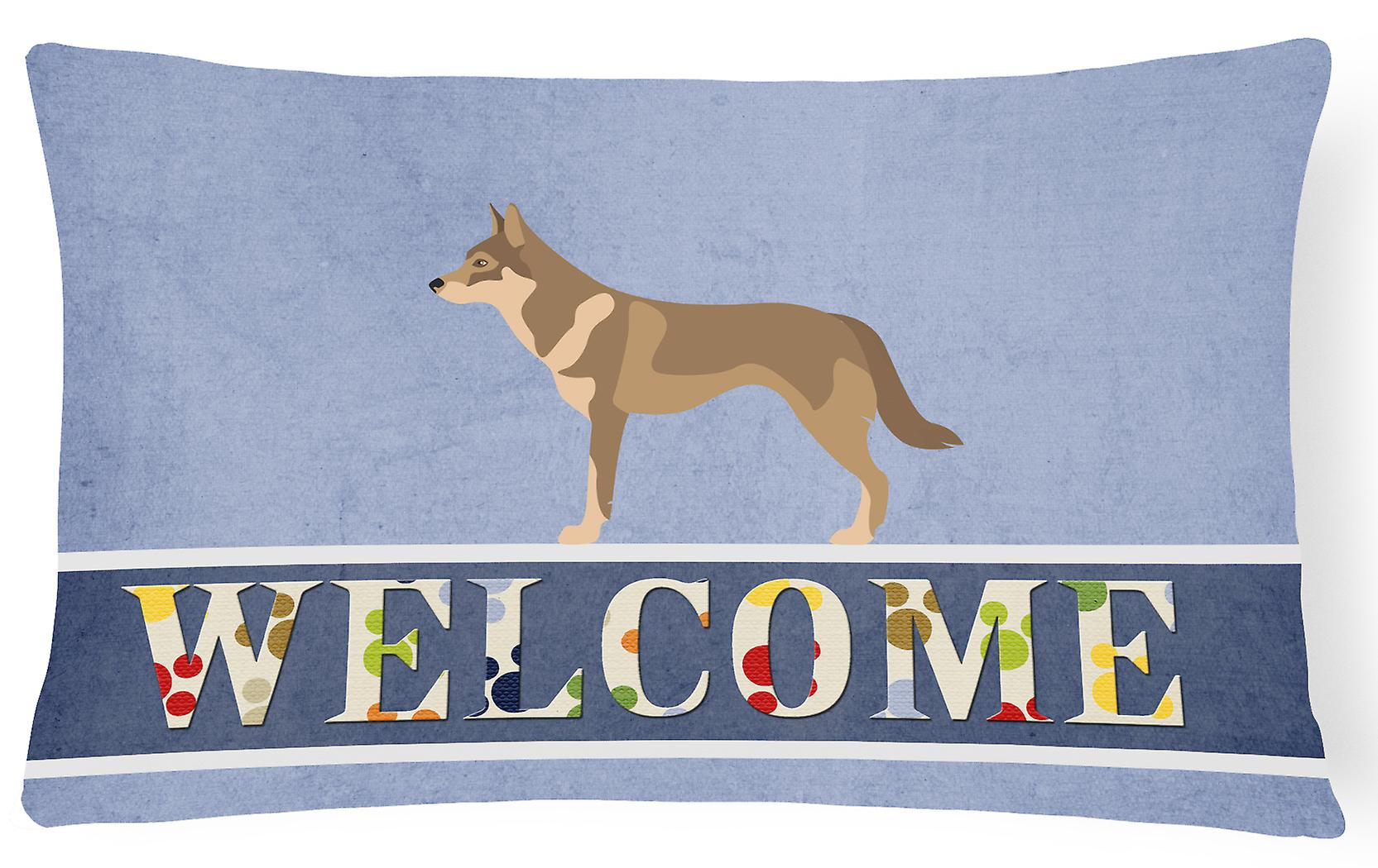 Canvas Wolfdog Fabric Decorative Pillow Czechoslovakian dhQBsCxtr