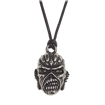 Iron Maiden Necklace Pendant Book Of Souls Eddie new Official Alchemy Silver