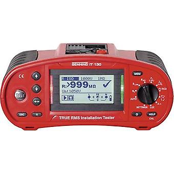 Electrical tester Benning IT 130 Calibrated to ISO standards