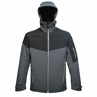 Regatta Professional Mens Dropzone II Reflective 3 Layer Softshell Jacket