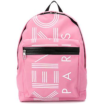 Kenzo women's F855SF213F2432 pink nylon backpack