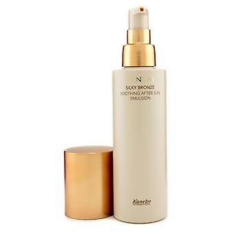 Kanebo Sensai Silky Bronze beruhigende After Sun Emulsion 150ml / 5oz