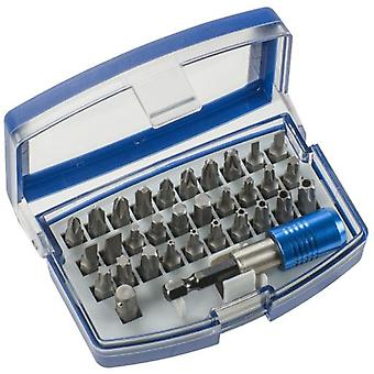 Einhell Tips Box 32 Pieces Chrome-Vanadium (DIY , Tools , Consumables and Accessories)