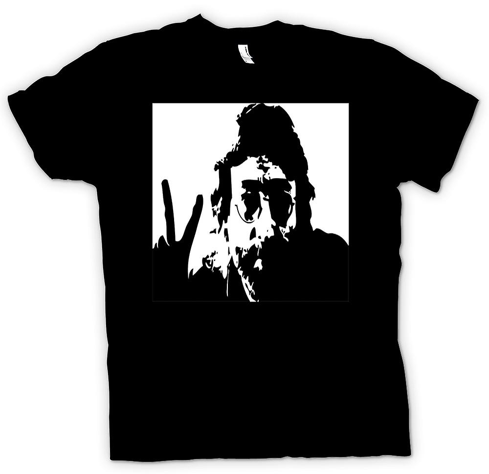 Mens T-shirt - John Lennon - Anti War