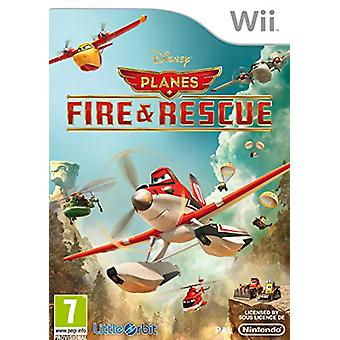 Disney Planes Fire and Rescue (Nintendo Wii)