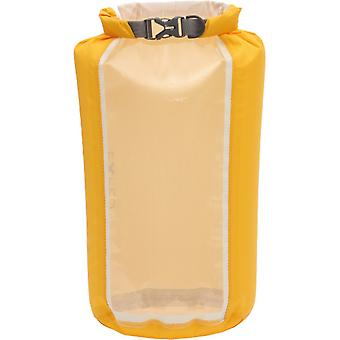 EXPED CLEAR SIGHT FOLD DRYBAG YELLOW