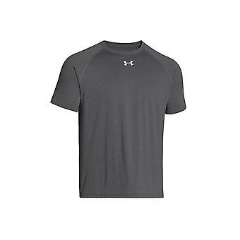 鎧 UA メンズ ロッカー半袖 t シャツ 1268471090 普遍的な人の下 t シャツ