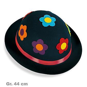 Mini melon black flower clown