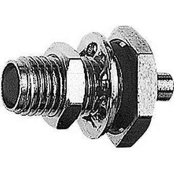 SMA connector Socket, build-in 50 Ω Telegärtner J01151A0911 1 pc(s)