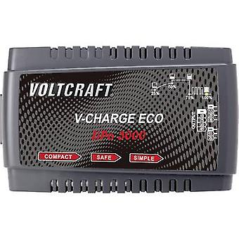 Scale model battery charger 230 V 3 A VOLTCRAFT V-Charge Eco LiPo 3000 LiPolymer
