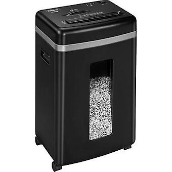 Fellowes Microshred™ 450M Document shredder Particle cut 2 x 12 mm 22 l No. of pages (max.): 9 Safety level (document shredder) 5 Also shreds Paper clips, CDs,