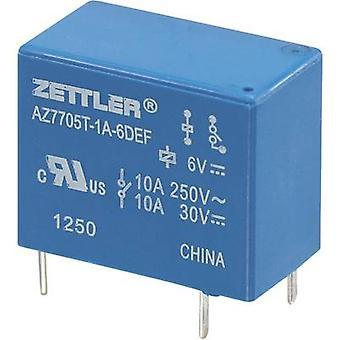 PCB relays 12 Vdc 5 A 1 maker Zettler Electronics